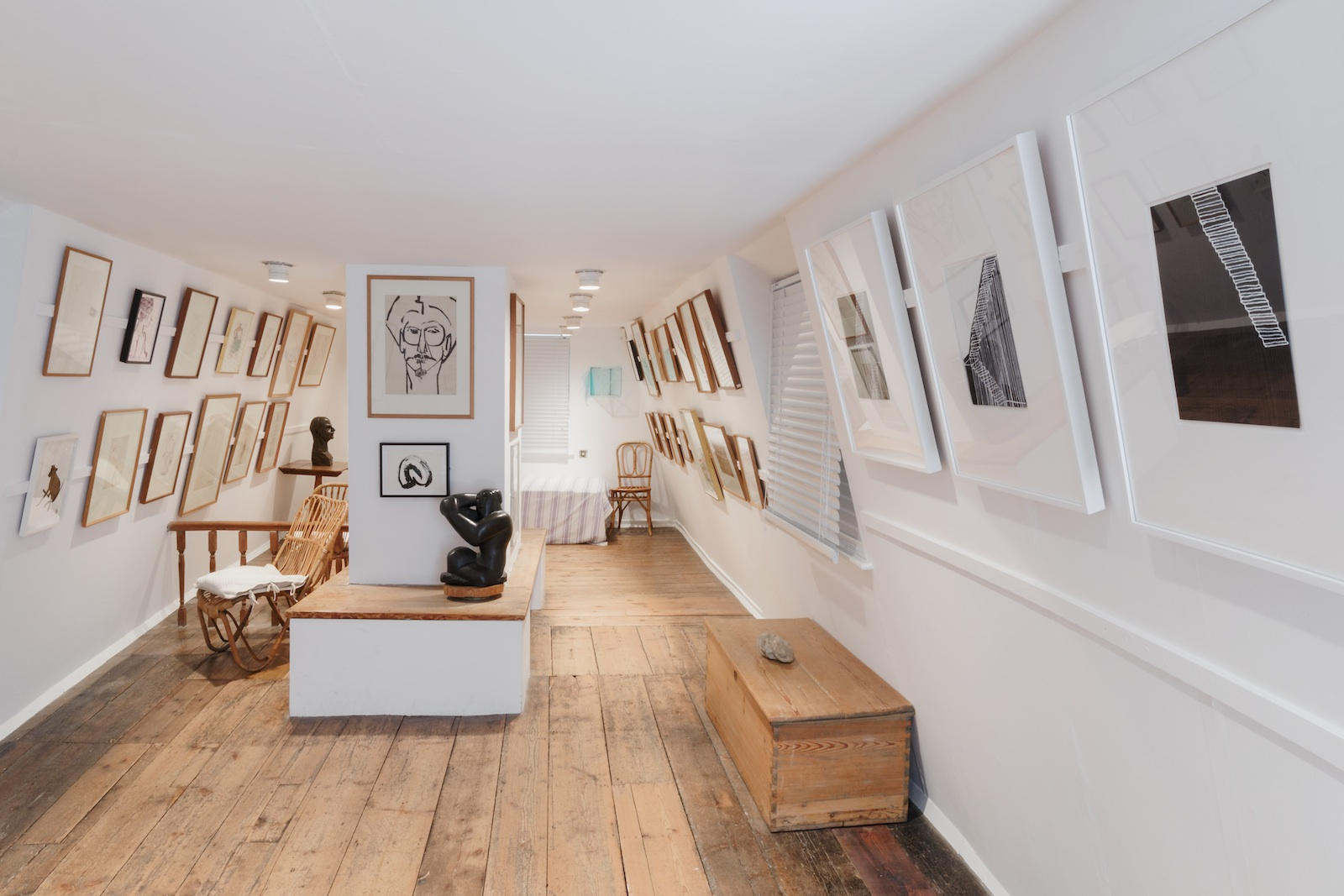 Display Contemporary Drawings Events Kettle S Yard