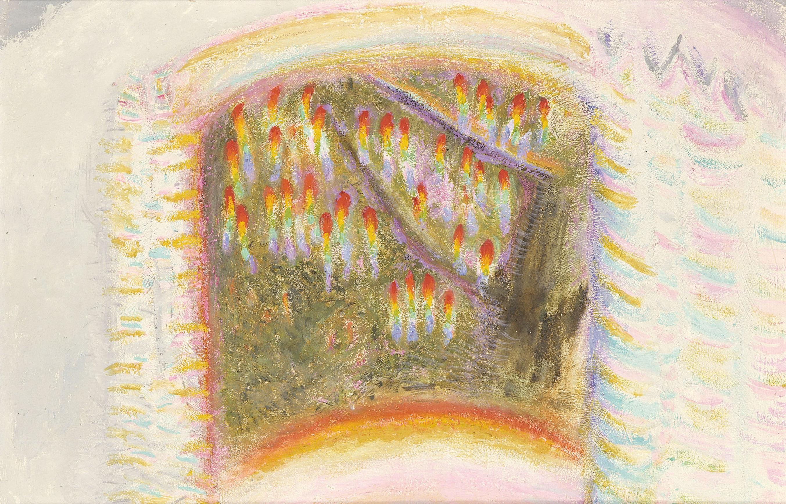 Winifred Nicholson First Prismatic Painting MIMA