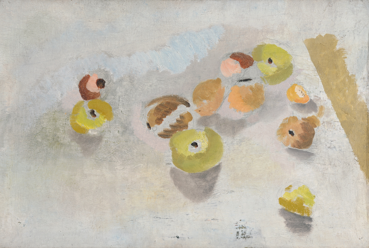 Ben Nicholson apples and pears